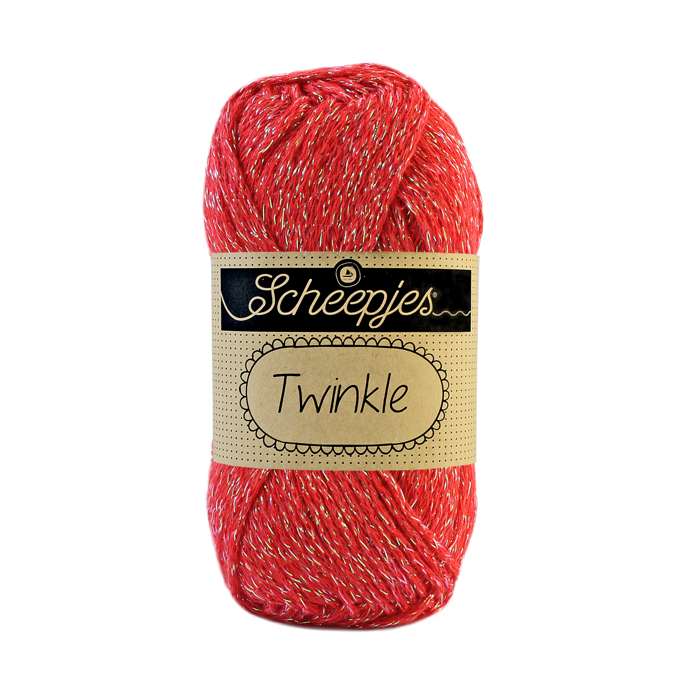 Twinkle fra Scheepjes Red 924
