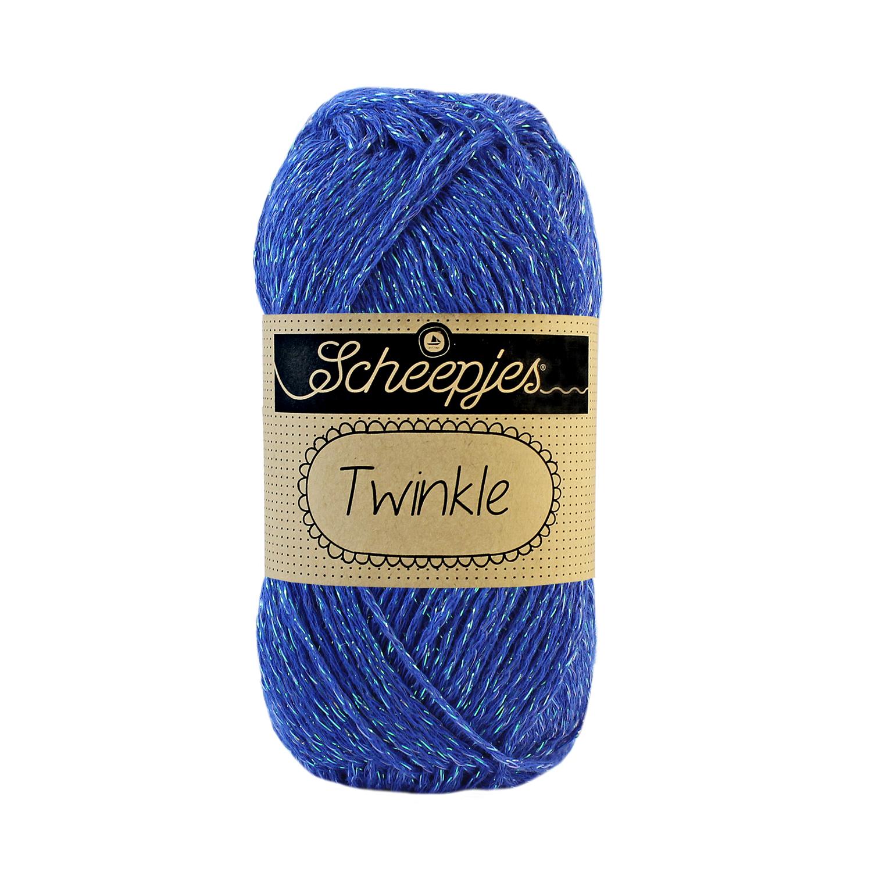 Twinkle fra Scheepjes Royal Blue 908