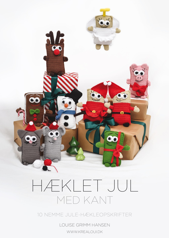 Image of   Hæklet jul med kant