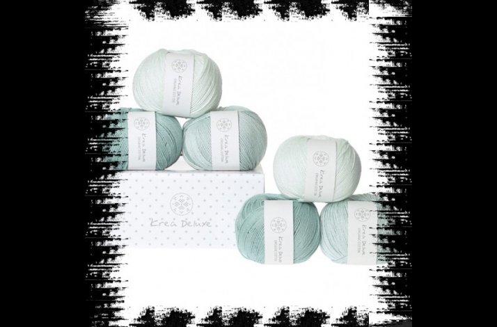 Krea deluxe organic cotton GOTS certificeret