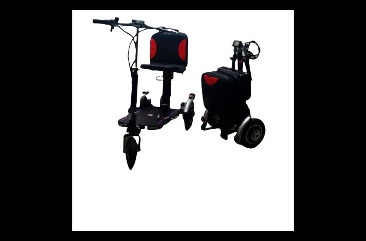 Foldbar scooter / mobil elscooter