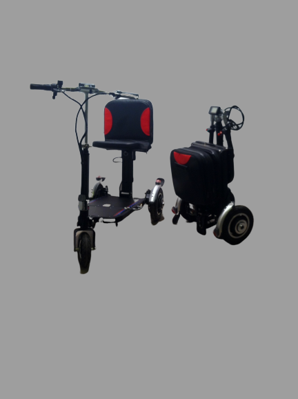 Image of   Foldbar scooter / mobil elscooter