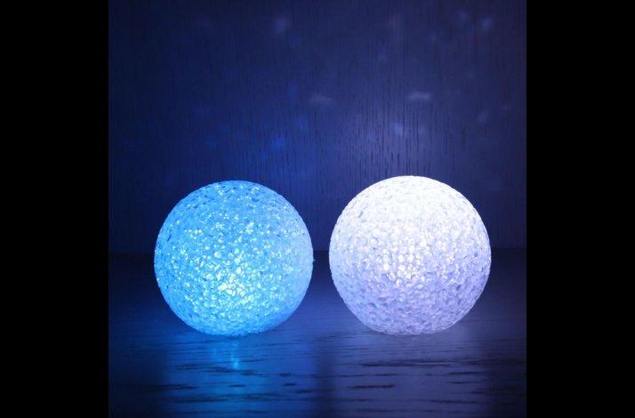 LED lys bold Light Ball Ø 8cm